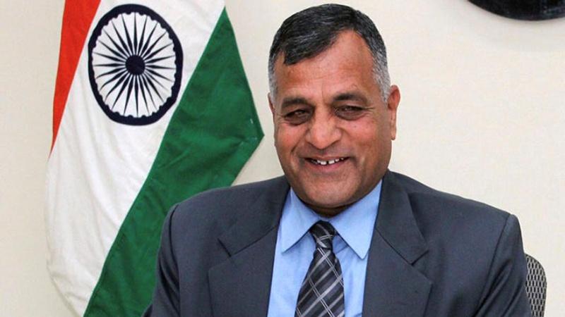 Election Commissioner of India Ashok Lavasa