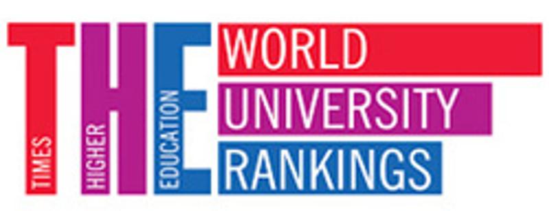 Times Higher Education World University rankings logo
