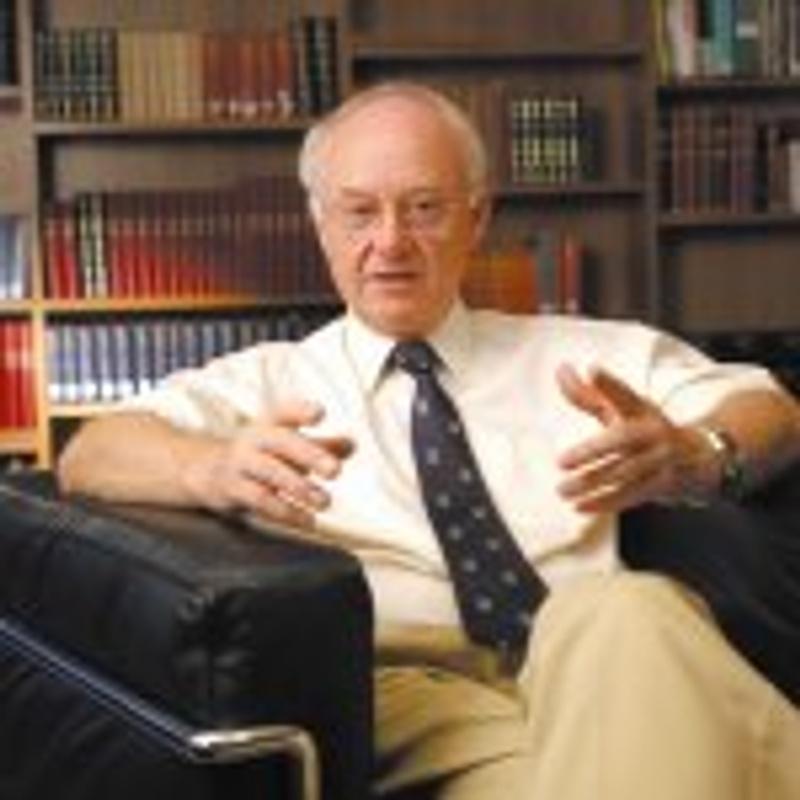 Emeritus Professor John Anthony Rickard