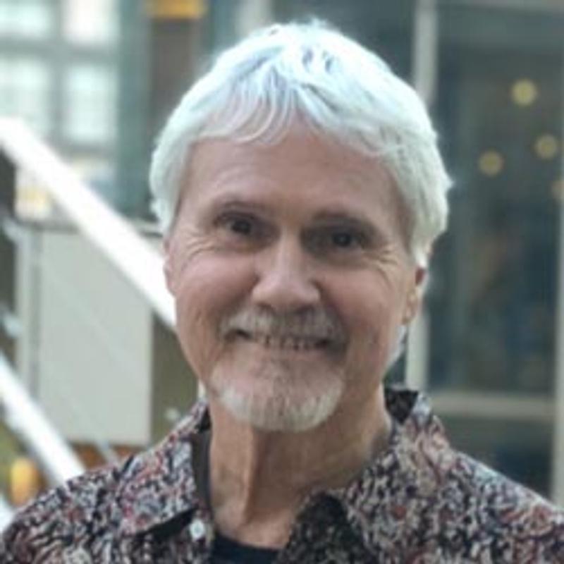 Dr Tony Yeigh portrait