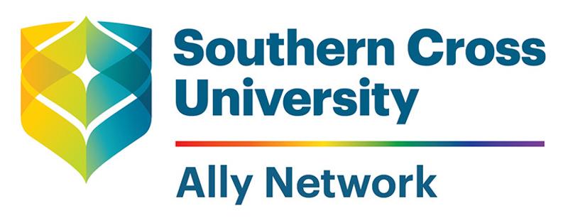 LGBTIQ+ Ally Network logo
