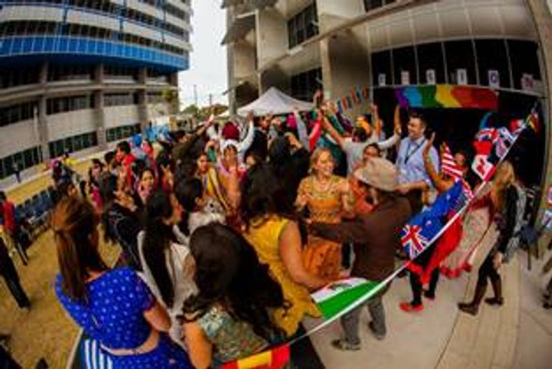Diversity Celebrations at Gold Coast campus