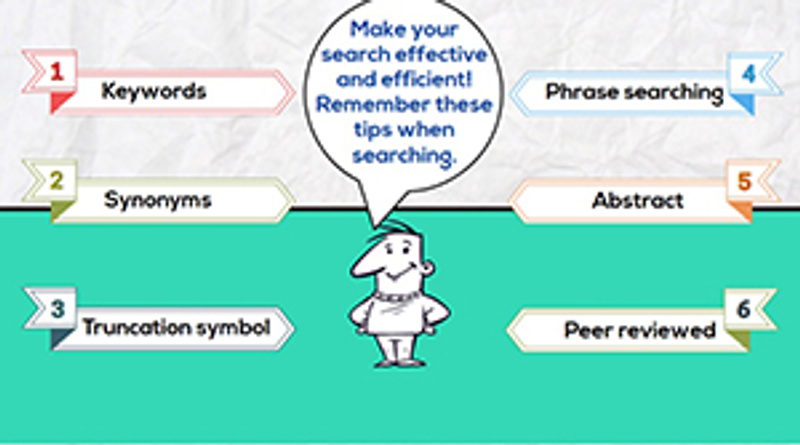 More in-depth search skills with time saving tips – test your skills!