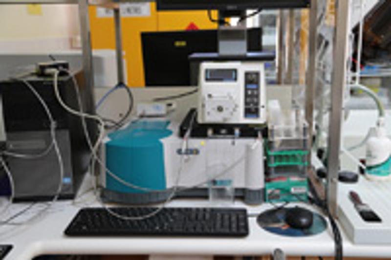 A piece of scientific equipment