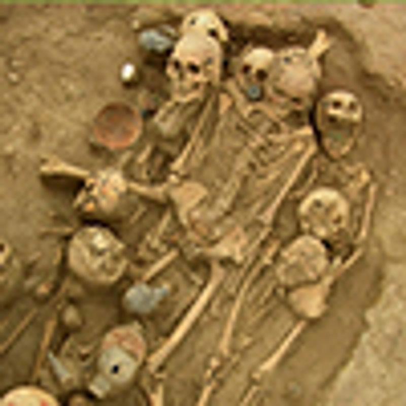 tomb of the healers San Jose de Moro
