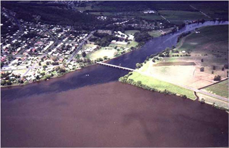 Black Water Deoxygenation Plume Estuary 2