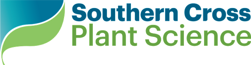 Southern Cross Plant Science new logo