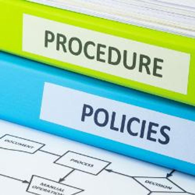 Policies, Procedures and Guidelines