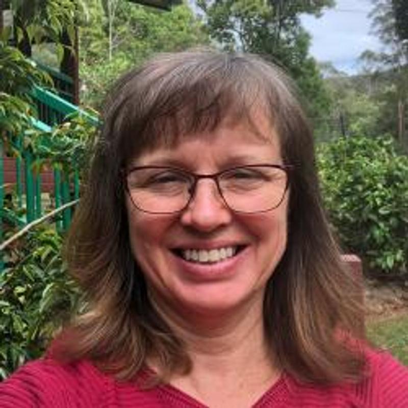 Team member Jenelle Bensen