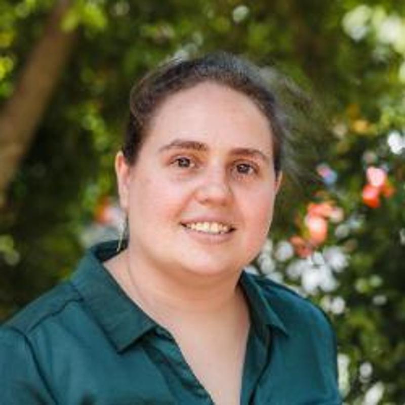 Team member Ellie Magee-Jessup
