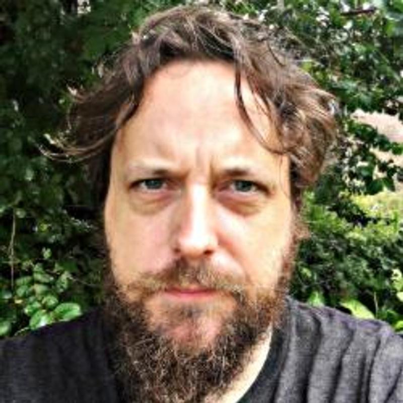 Staff member Julian Smith