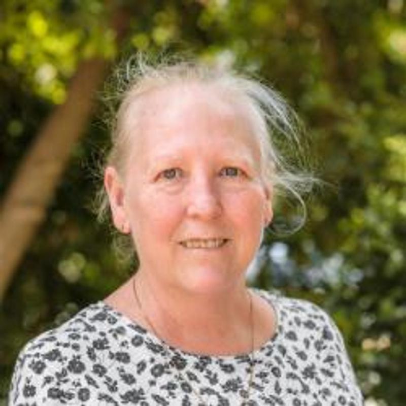 Team member Toni Ledgerwood